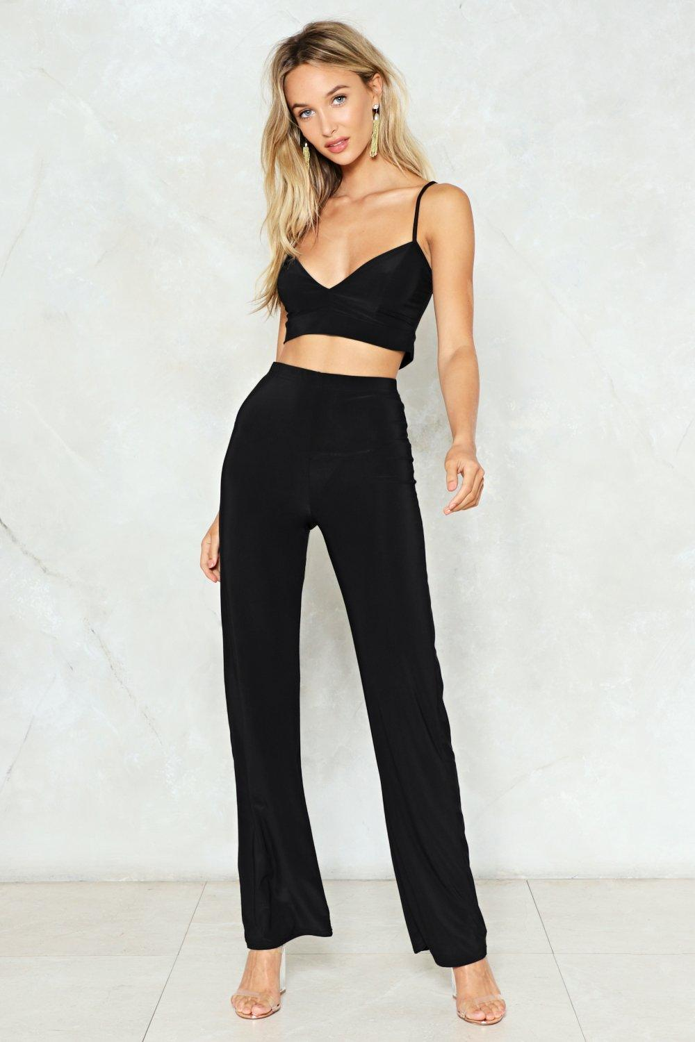 a9be893de2 On the Loose Top and Pants Set | Shop Clothes at Nasty Gal!