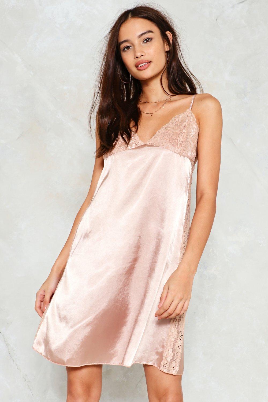0c03675b8f89 Last Chance Satin Slip Dress | Shop Clothes at Nasty Gal!