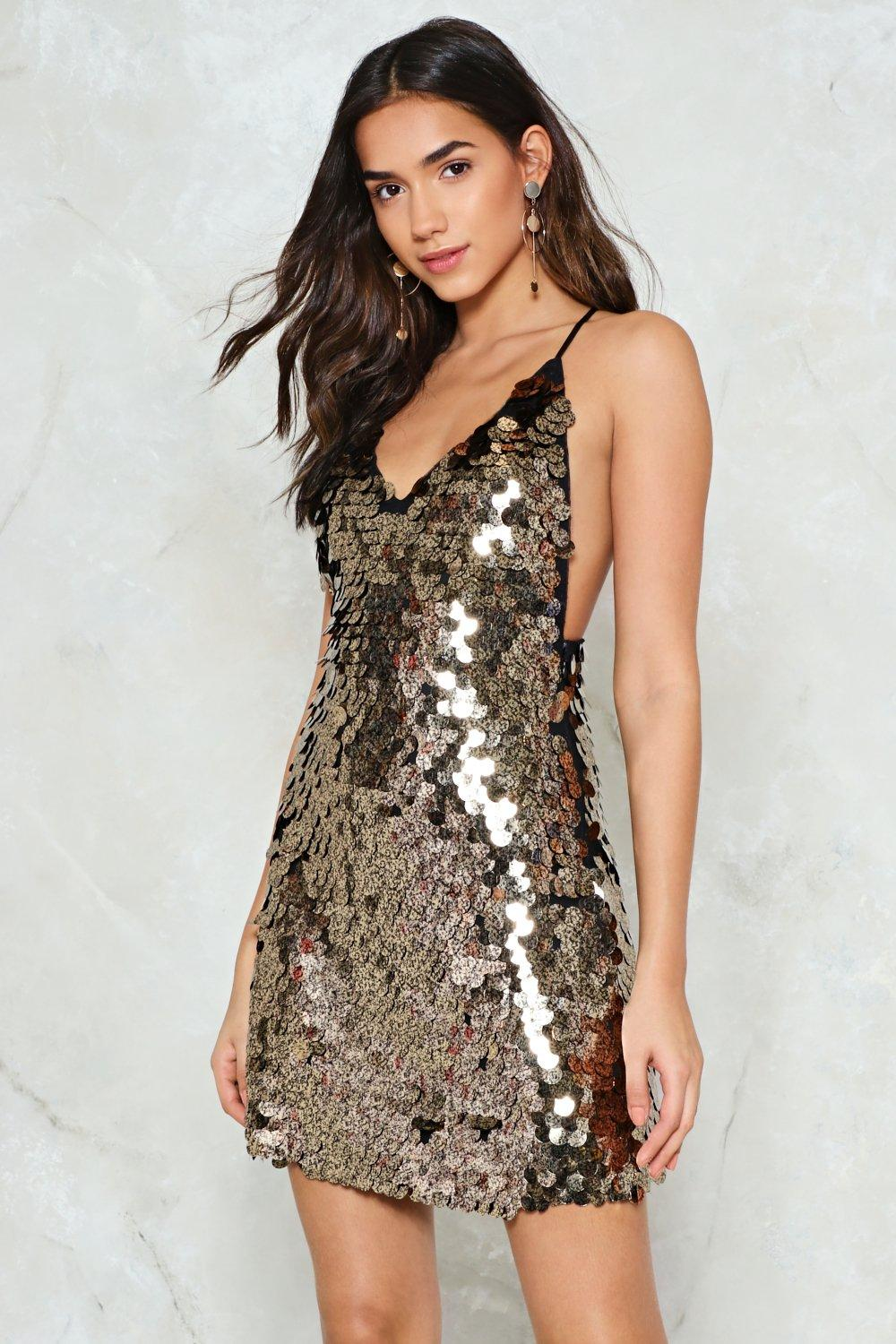 3c2f6412 Boogie Oogie Oogie Sequin Dress | Shop Clothes at Nasty Gal!
