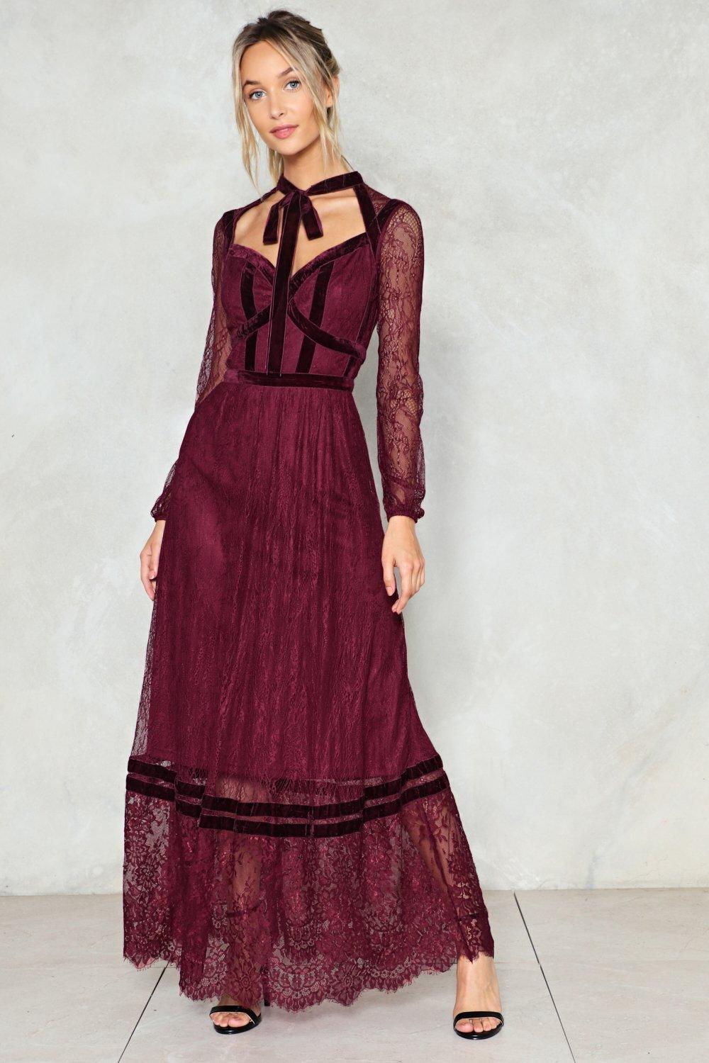 70b960ce30c12 Love Will Keep Us Together Lace Dress | Shop Clothes at Nasty Gal!