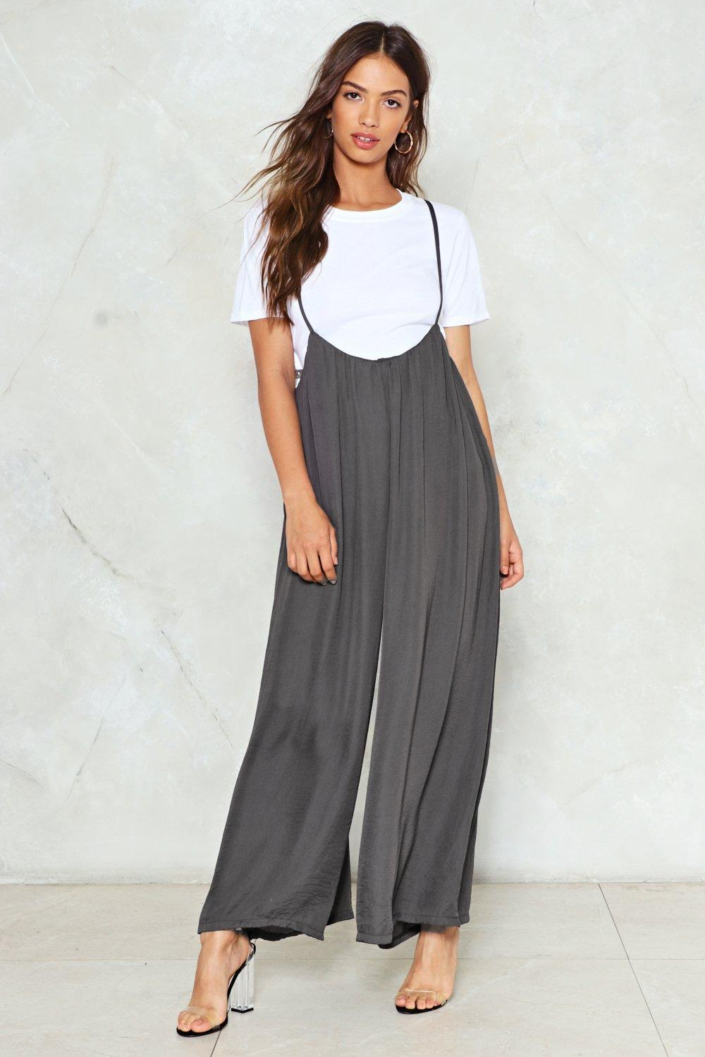 6d3a86479f3 On the Lookout Wide-Leg Jumpsuit