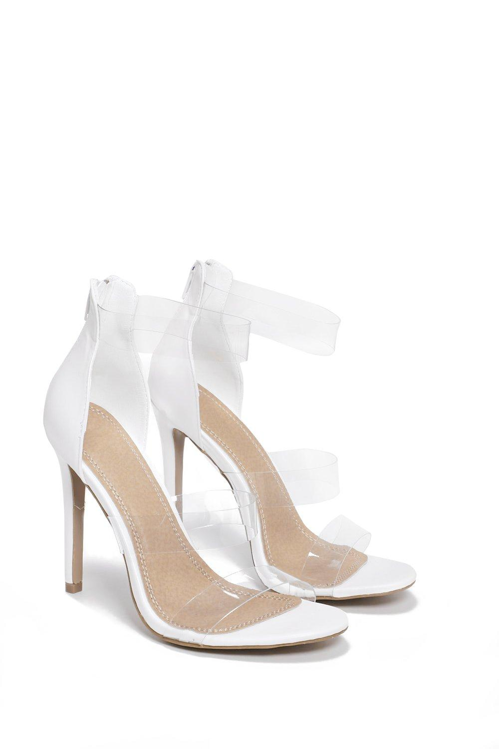 612eca8f384 All Clear Stiletto Heel