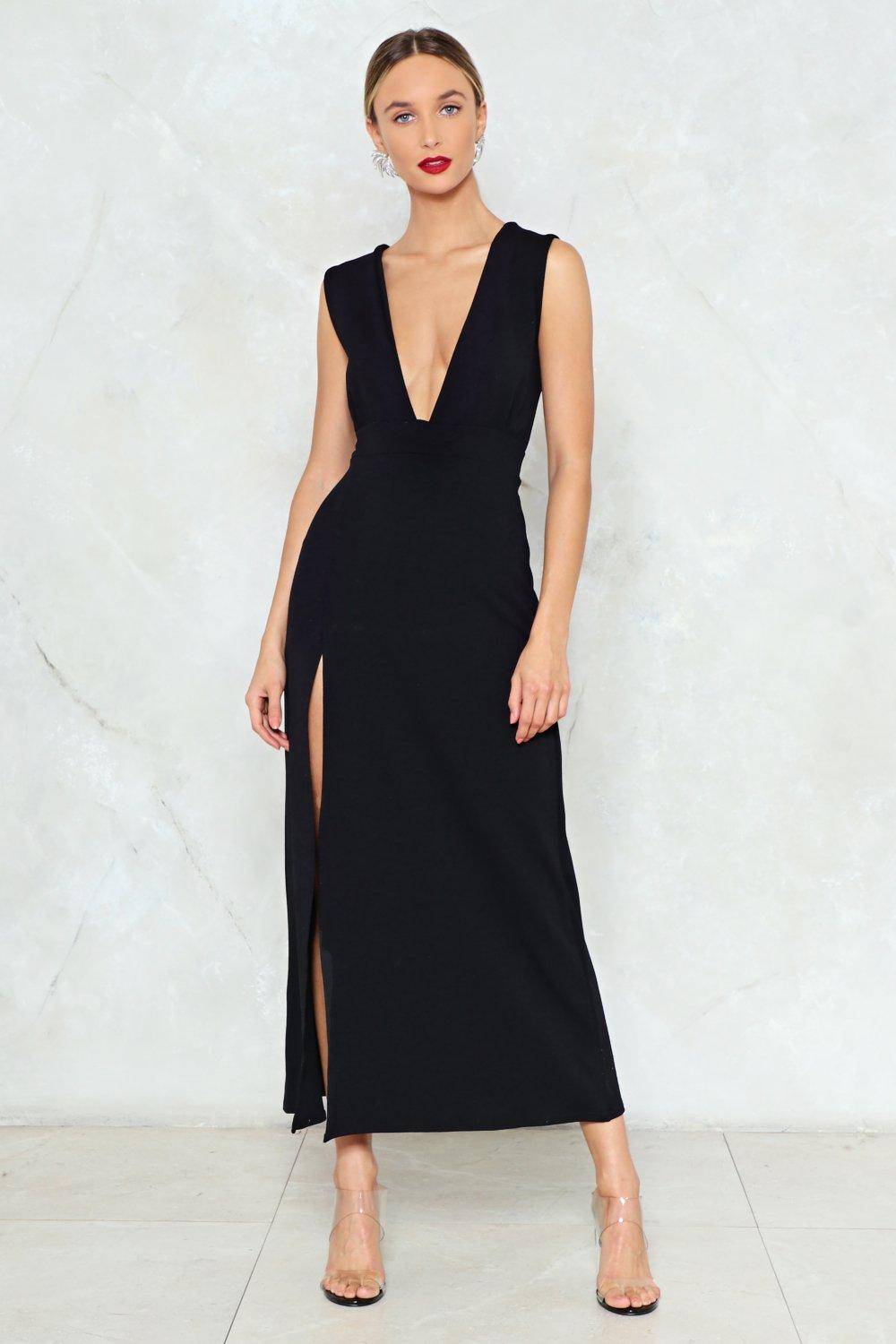 Deep on Dancing Midi Dress | Shop Clothes at Nasty Gal!