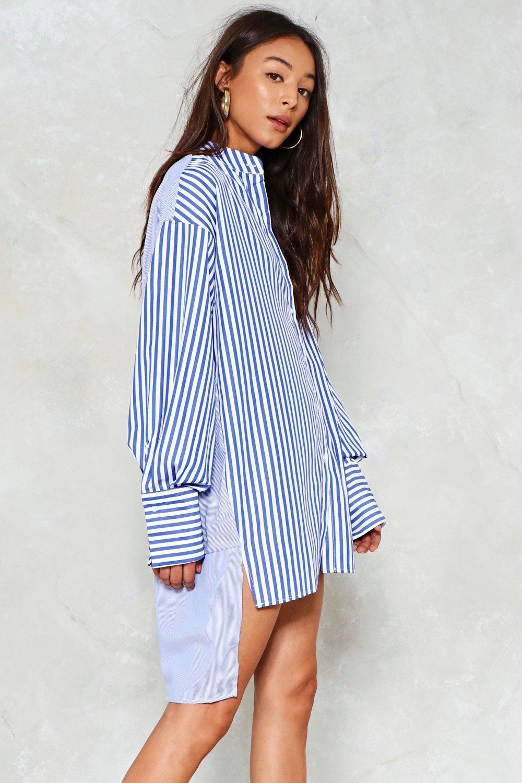 d20a45dd0 Stripe Right Shirt Dress | Shop Clothes at Nasty Gal!