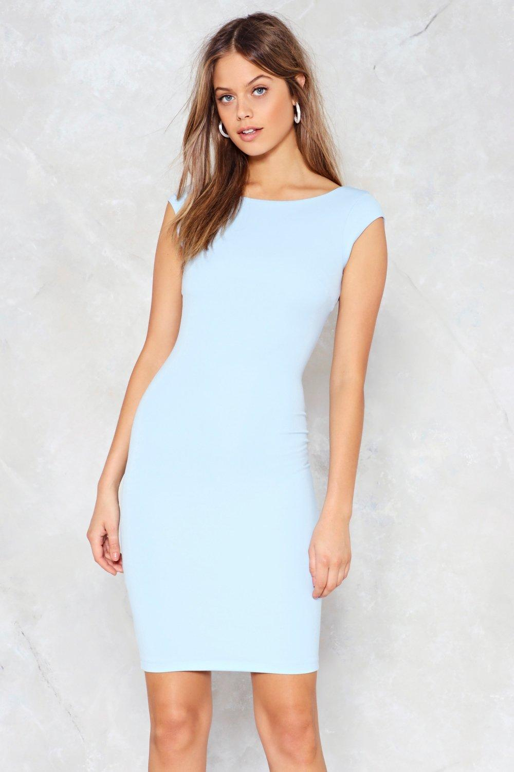 ce2360cad96b Take Me Out Bodycon Dress