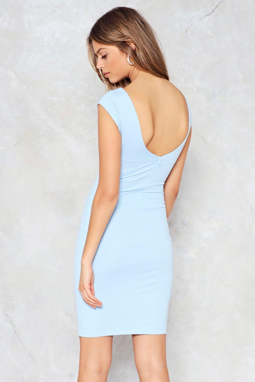 143e05a6ae Womens Take Me Out Bodycon Dress. Hover to zoom