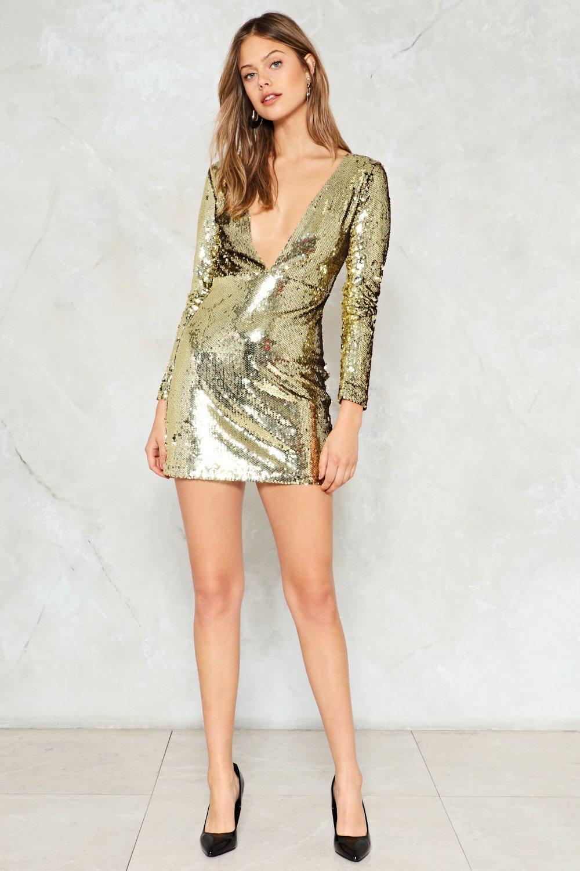 9d22b3b148 Venus Sequin Mini Dress | Shop Clothes at Nasty Gal!