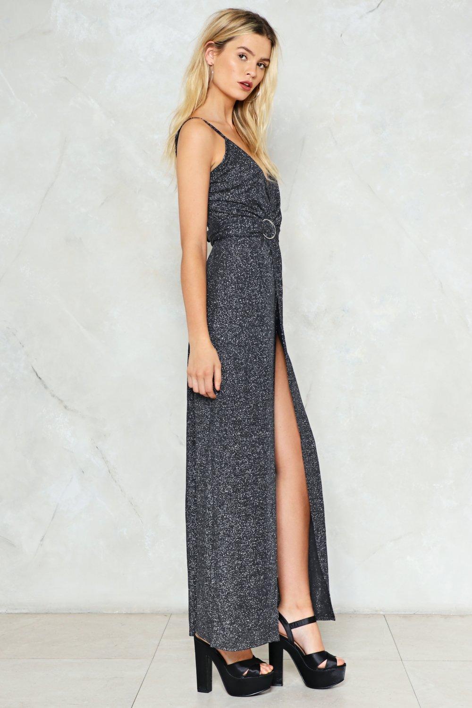 448680e994d Get Up and Boogie Glitter Dress