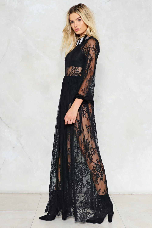 eedff71f8f Endless Lace Maxi Dress | Shop Clothes at Nasty Gal!