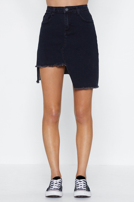 202f94b185 Shadow Caster Denim Skirt | Shop Clothes at Nasty Gal!