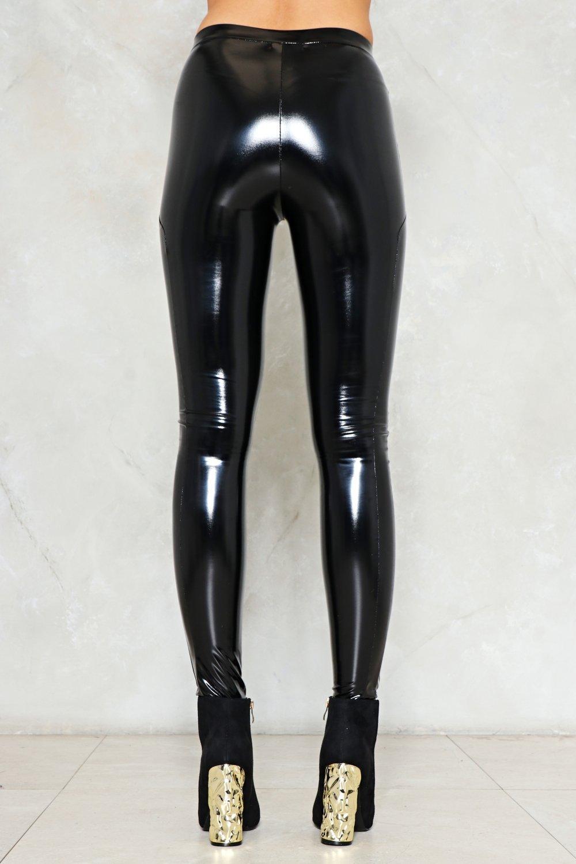 df9aeb9b771e Liquid Envy High-Waisted Leggings   Shop Clothes at Nasty Gal!