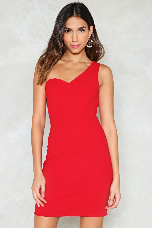 Ruffle Dress 2016 Hot Spring Women One Shoulder Bodycon Dress Sexy Red  Black Midi Blue Khaki Sleeveless Party Club Mini Dresses Semi Formal Dress  Short … c112a4a012