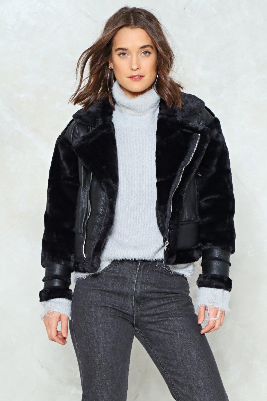 f07b09ee5 Lookin' Fly Faux Fur Coat | Shop Clothes at Nasty Gal!