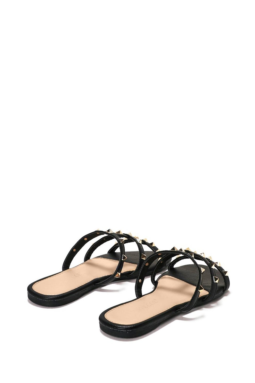 6e01089cc2 Get Spiked Slide Sandal   Shop Clothes at Nasty Gal!