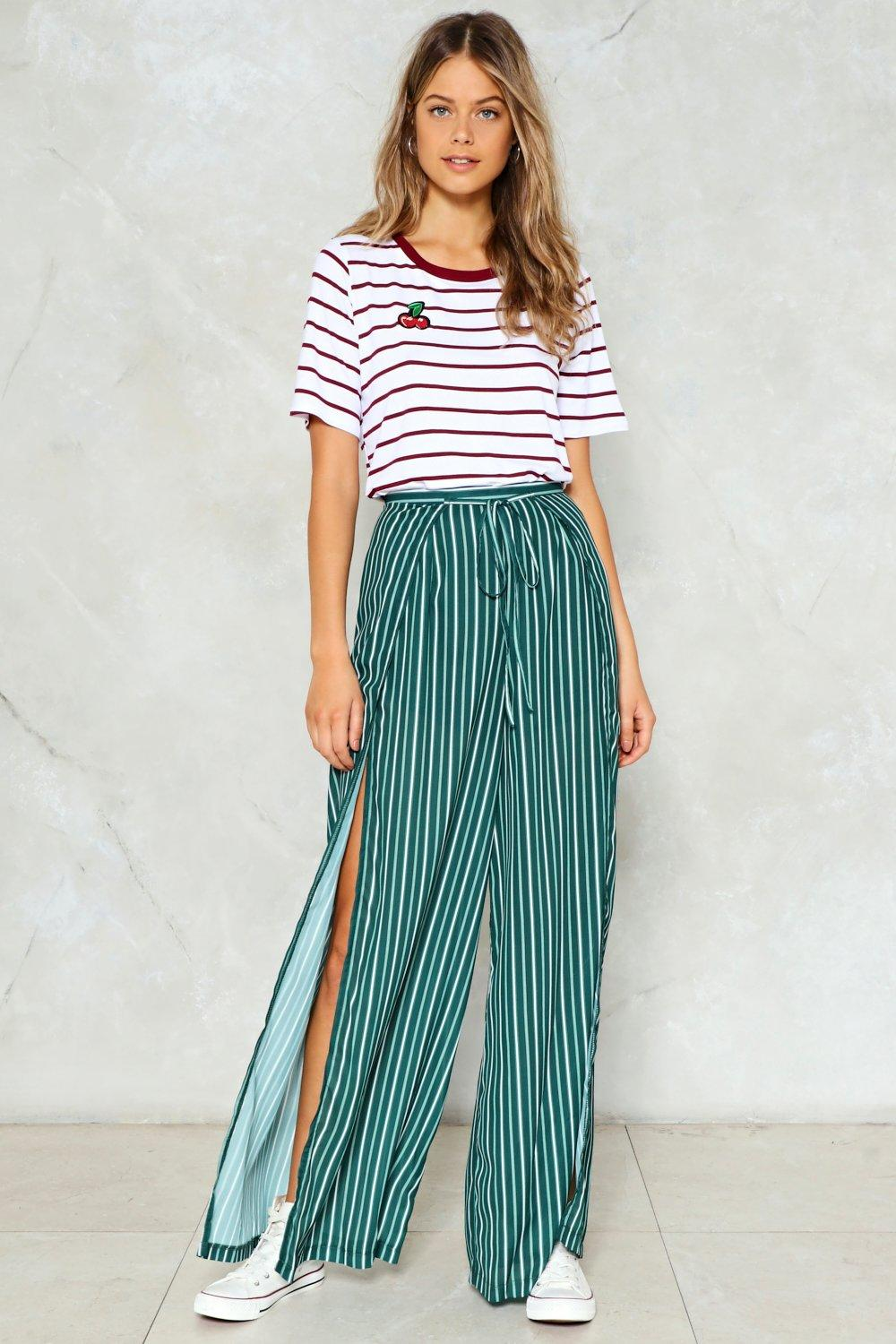 c56d3d83ef29 Cherry Oh Baby Striped Tee