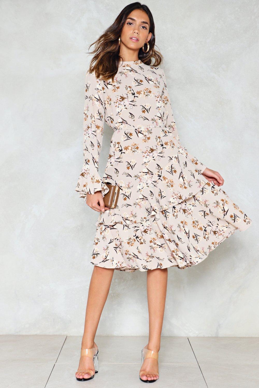 62b951d3ac1cb Spring Street Floral Dress