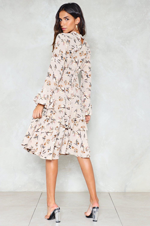 dc3a276df31a Spring Street Floral Dress