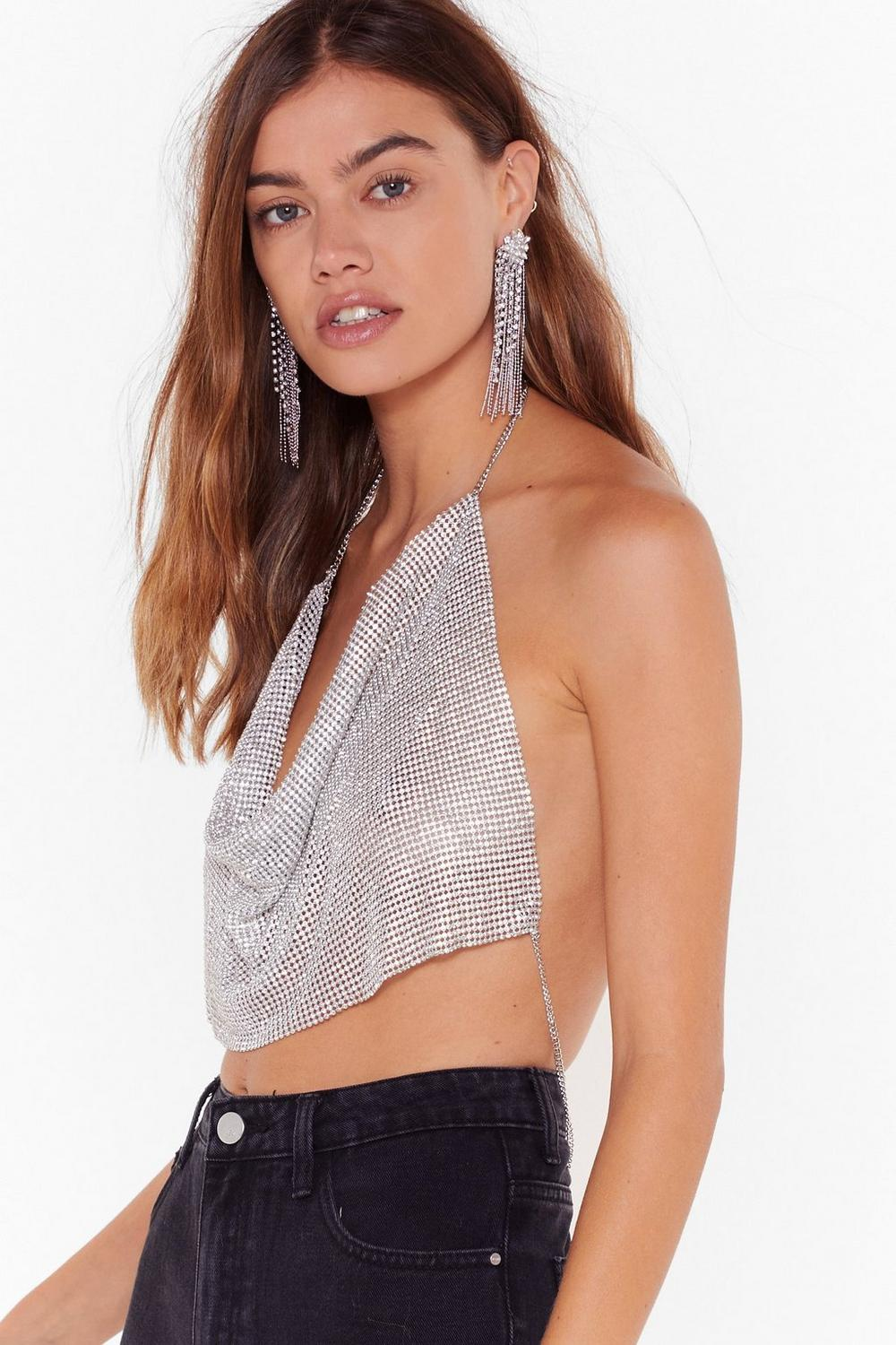 f638dc744783c7 On the Cowl Crop Top