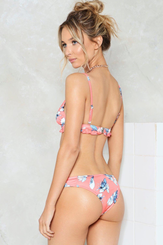 851eba8d85 High Dive Floral Bikini Set