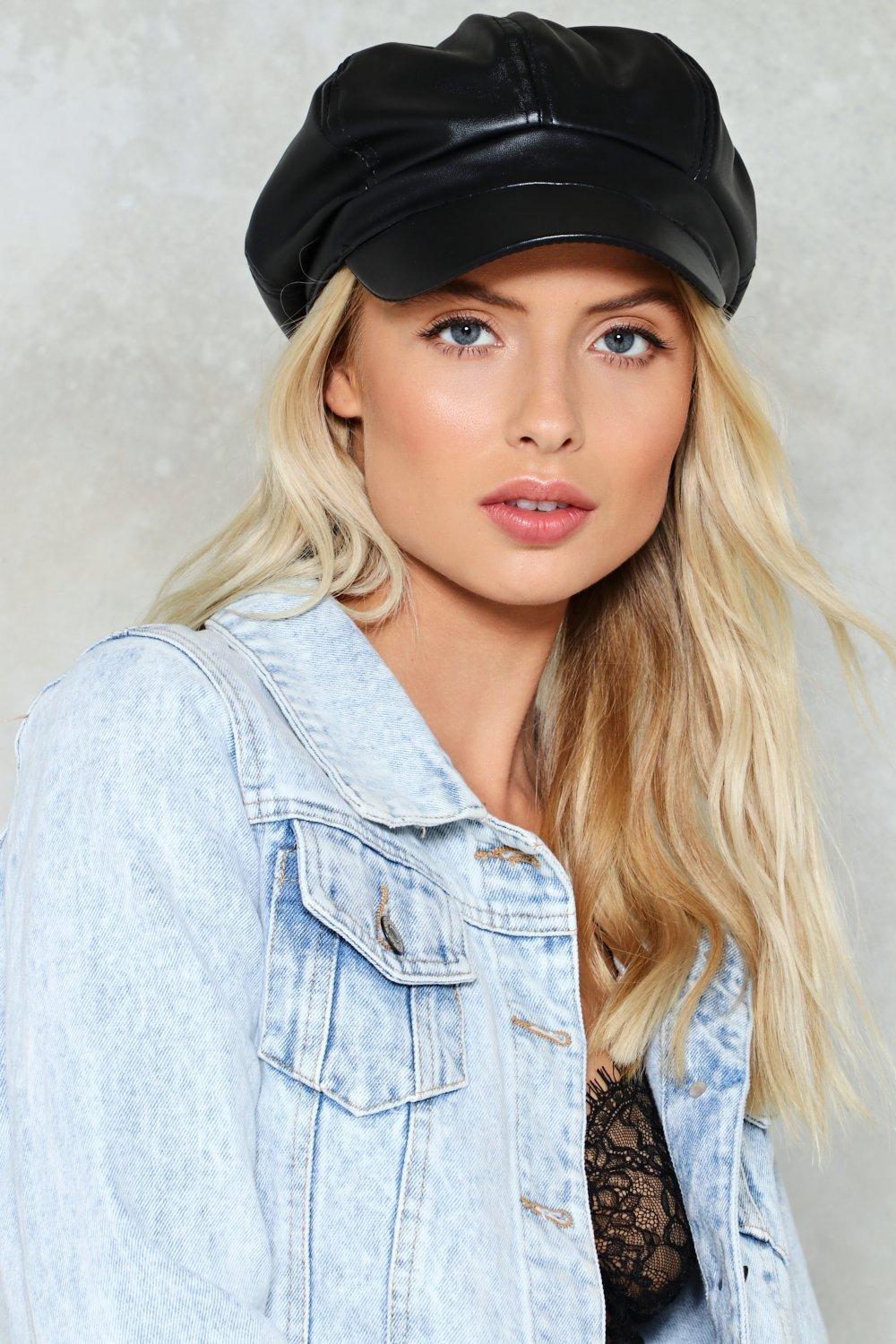 7c7e969ef Highway to Hell Newsboy Cap | Shop Clothes at Nasty Gal!