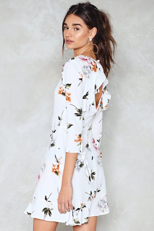 2d4a5c7cc9e9 Suddenly Last Summer Floral Dress
