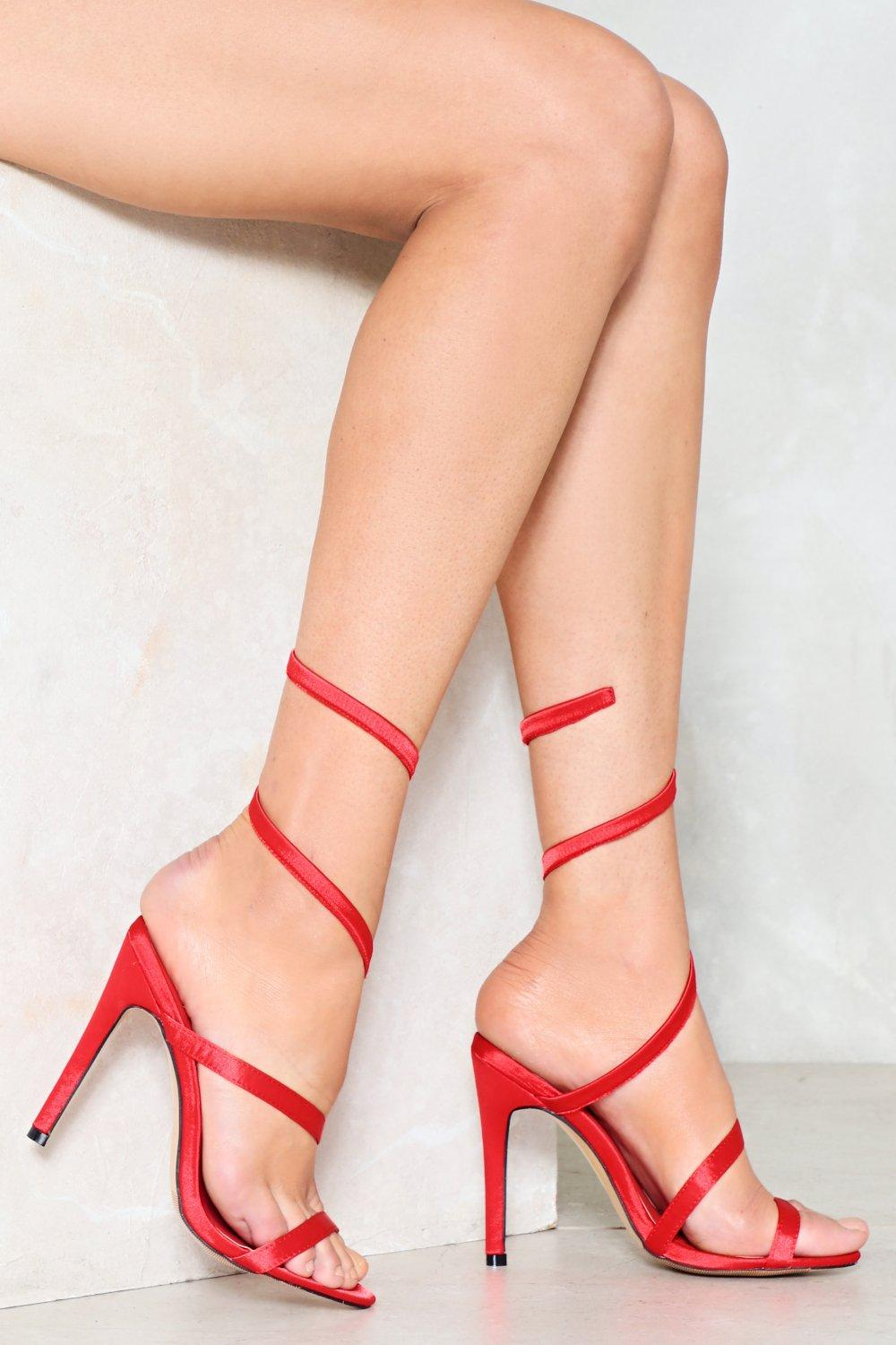 a3de9600aab Under Wraps Stiletto Heel | Shop Clothes at Nasty Gal!