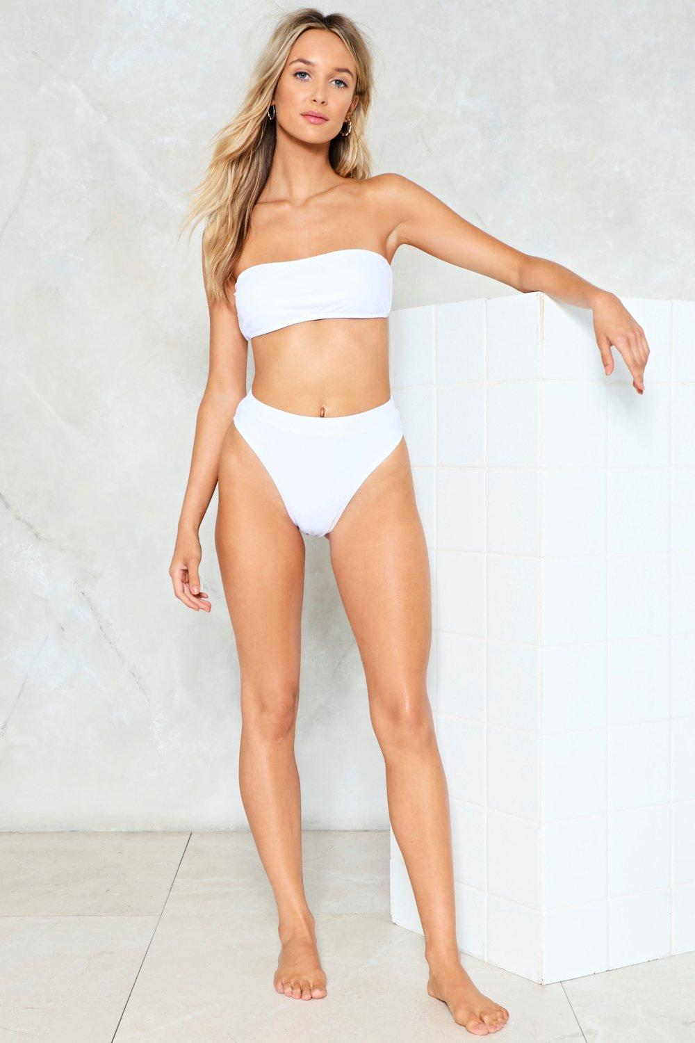 fac67751cb7b0 Wake Up Call High-Waisted Bikini Bottom