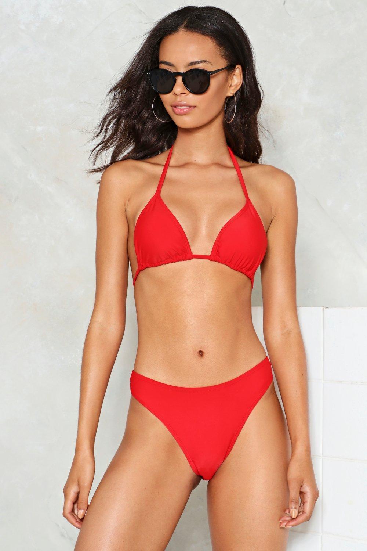 daf4cf156f Take a Dip High-Leg Bikini Bottom | Shop Clothes at Nasty Gal!