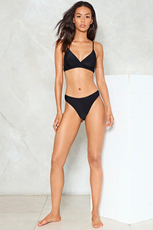 9a17627e48749 High Tide High-Waisted Bikini Bottom