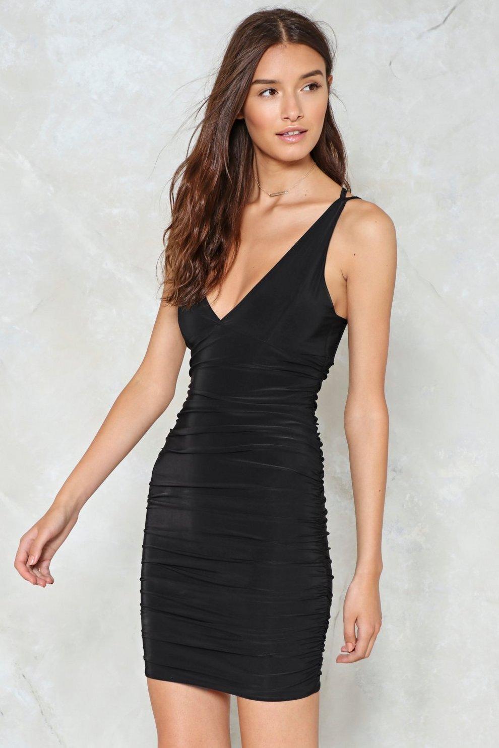 Ruche Clothing Dress