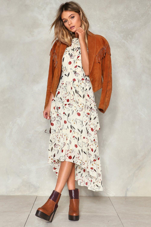 a0a7a9e193 Petals Floral Dress | Shop Clothes at Nasty Gal!