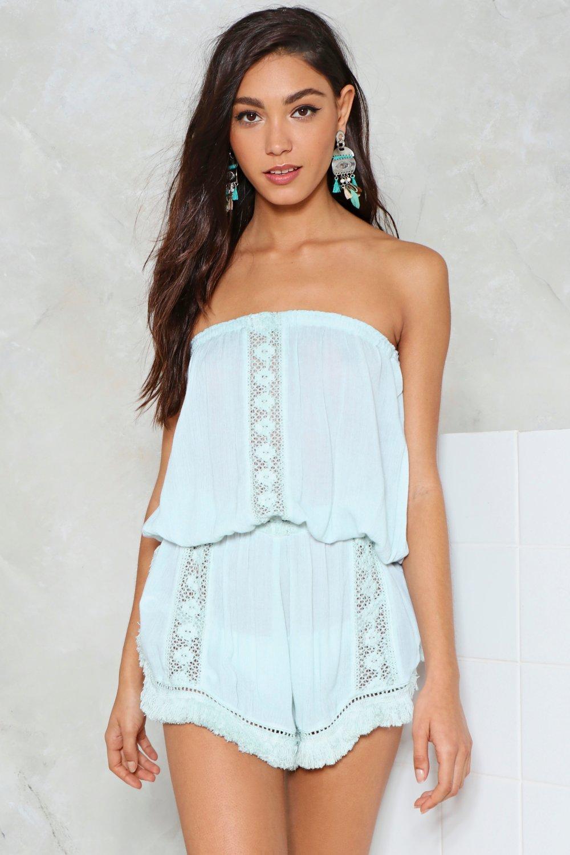 028f04a6d3 Summer Bummer Romper Cover-Up | Shop Clothes at Nasty Gal!