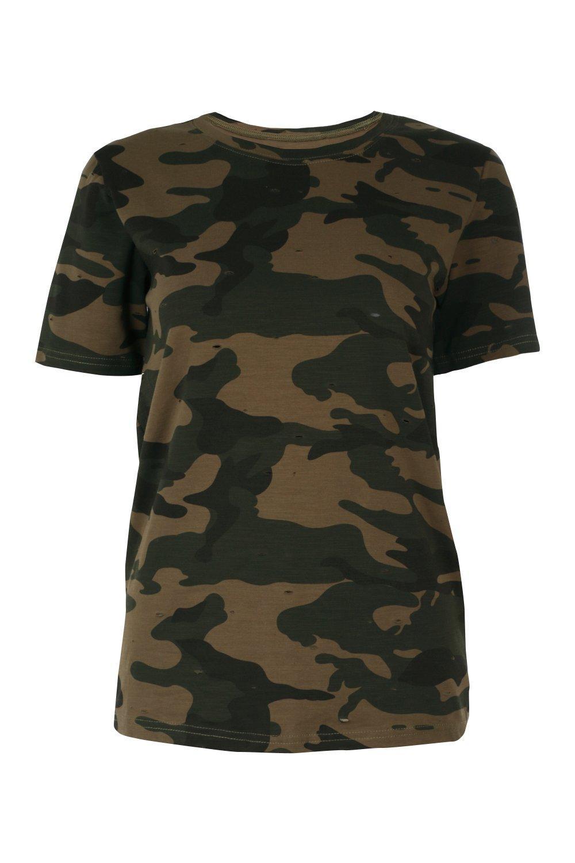 e9c638bf3 Battle Cry Camo Tee | Shop Clothes at Nasty Gal!