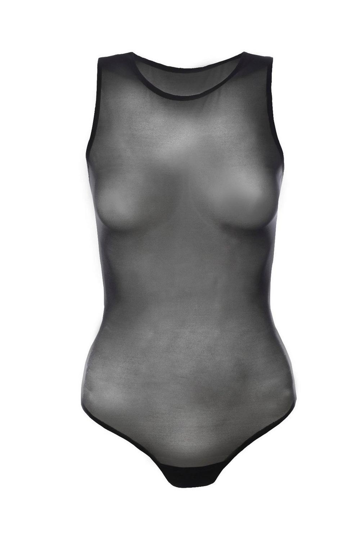 Full Disclosure Mesh Bodysuit  951da652b