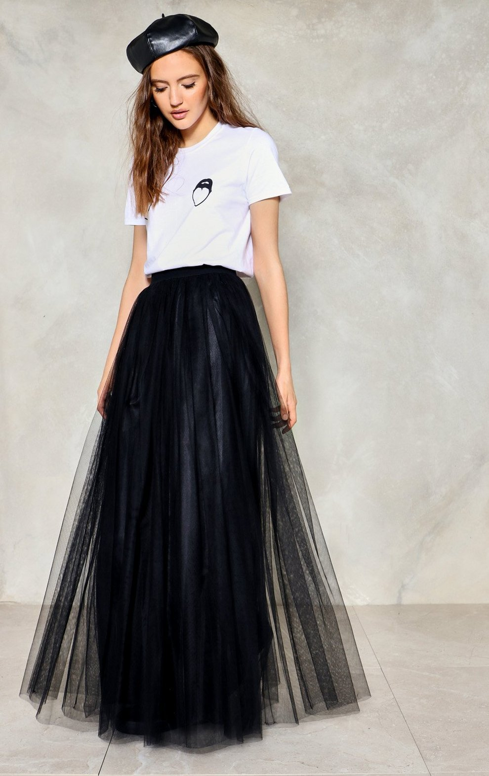 3e27bbf247 Tulle For You Maxi Skirt | Shop Clothes at Nasty Gal!