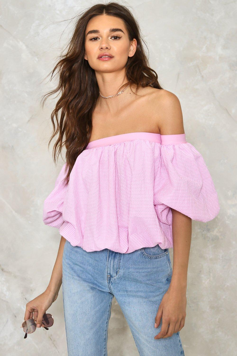 2bf72b22471 Turn Me Loose Off-the-Shoulder Top | Shop Clothes at Nasty Gal!