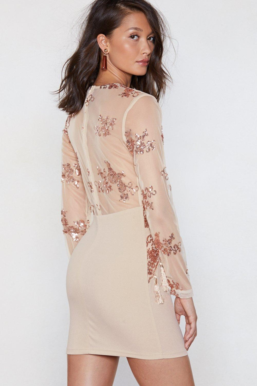 915a77471b99 How Low Can You Go Sequin Dress | Shop Clothes at Nasty Gal!