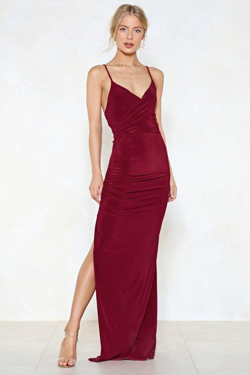 a5c44d990 Slit or Miss Maxi Dress | Shop Clothes at Nasty Gal!