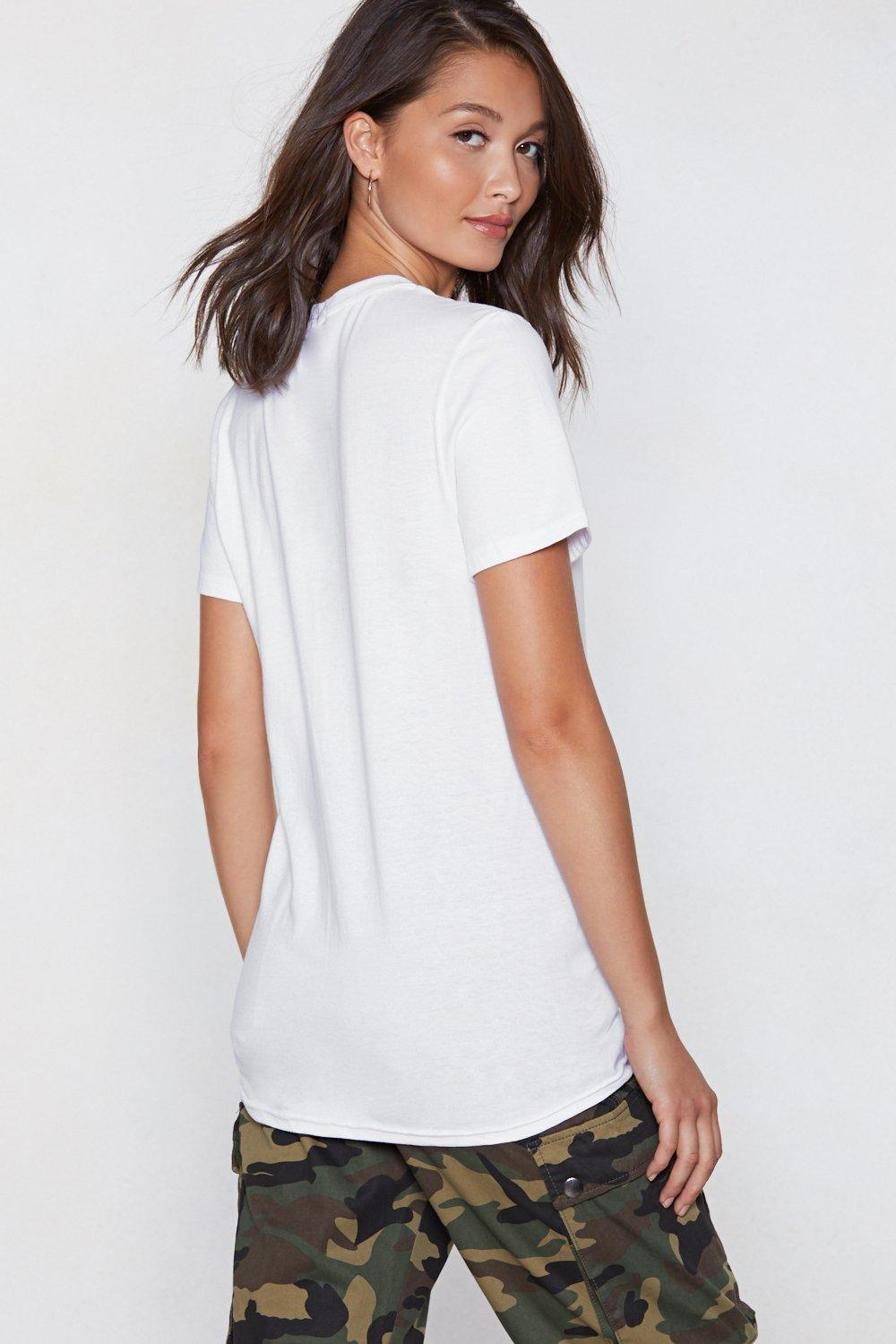 dbd9ea65 Rumours Tee | Shop Clothes at Nasty Gal!