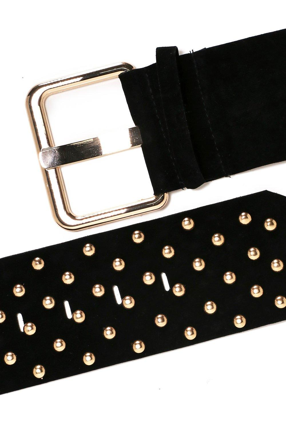 Squared Away Studded Belt