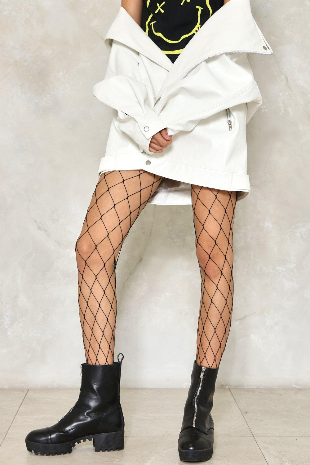 4be8bc01830e6d Net It Right Fishnet Tights | Shop Clothes at Nasty Gal!