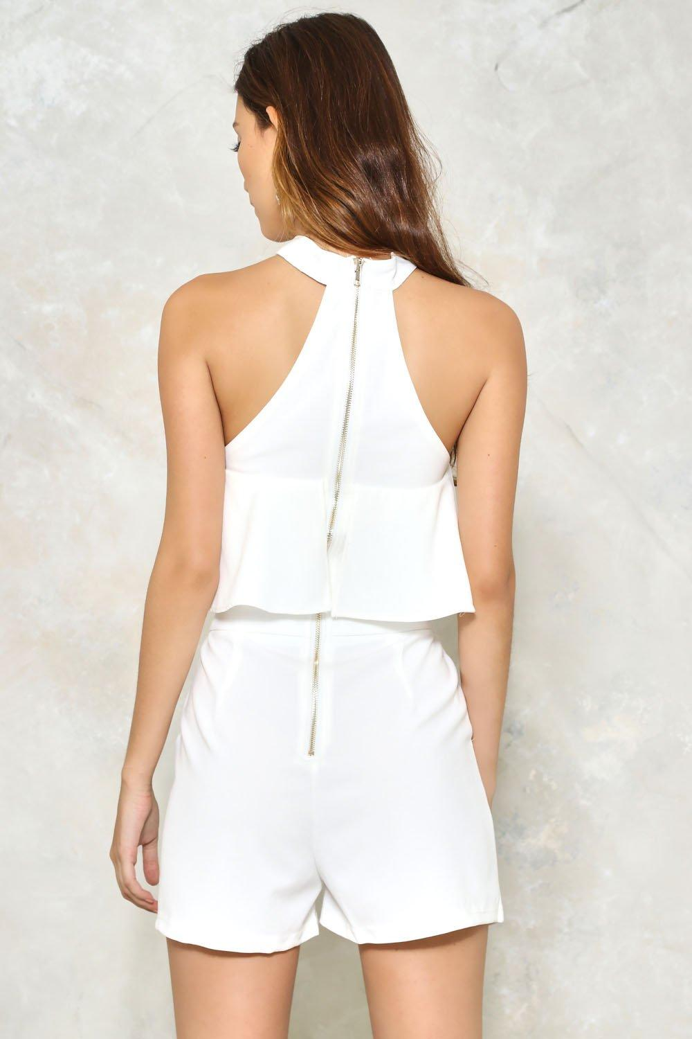 66e28e321 Elizabeth Strapless Romper | Shop Clothes at Nasty Gal!