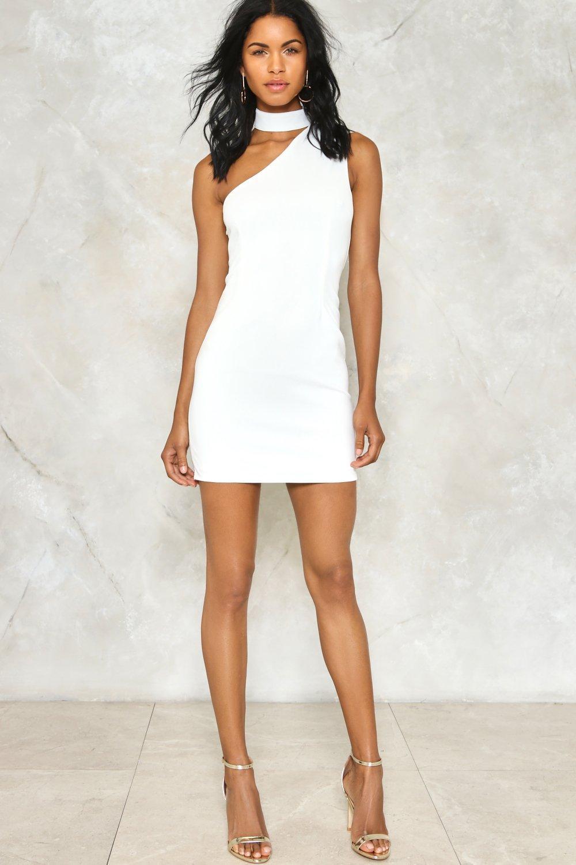 adb170d6f2 Body Talk One Shoulder Dress | Shop Clothes at Nasty Gal!