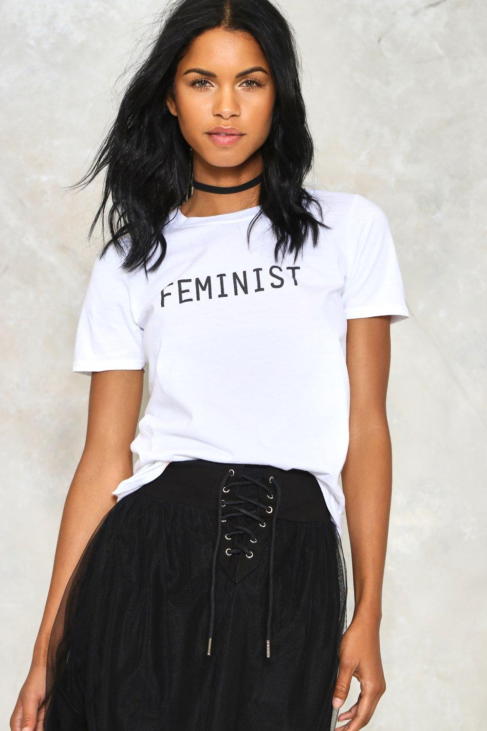 a59d35ebdd953 I am Woman Tee | Shop Clothes at Nasty Gal!