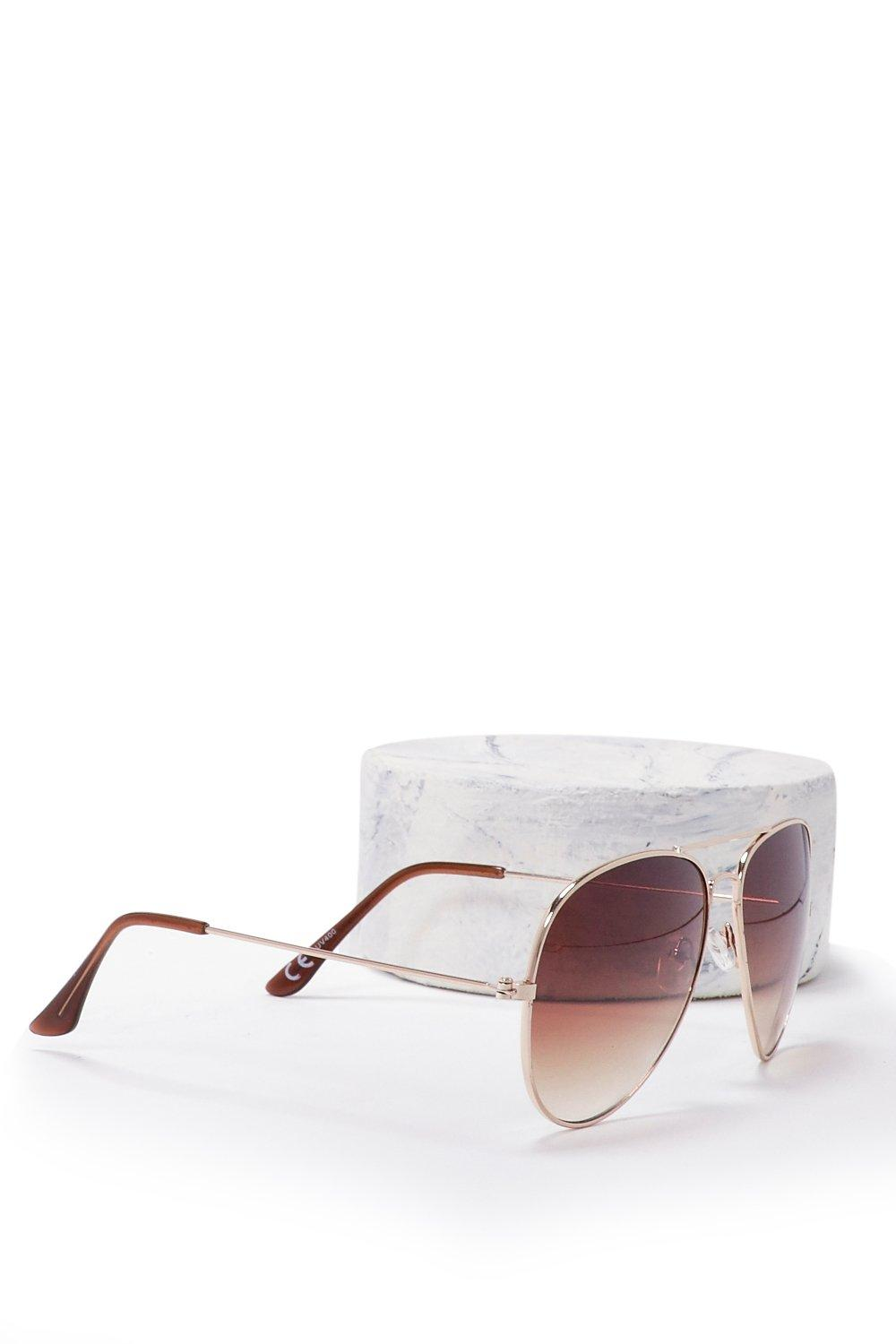 0d0855a4214e Who s That Girl Aviator Shades