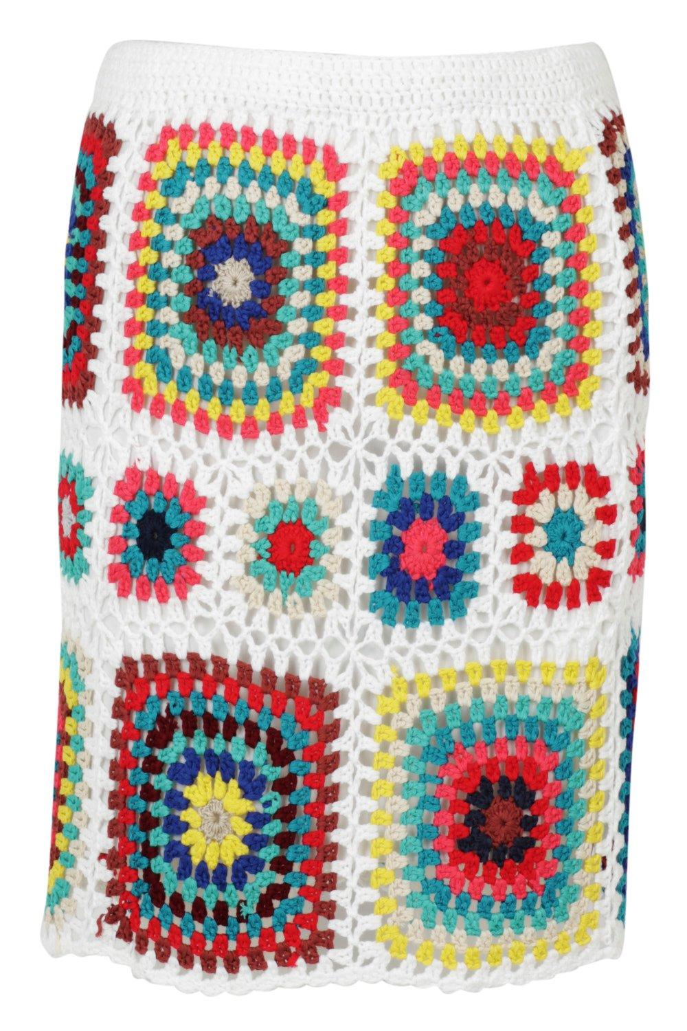 Seven Wonders Crochet Skirt | Shop Clothes at Nasty Gal!