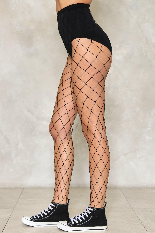 fd2e15bc444ea Gwen Fishnet Tights | Shop Clothes at Nasty Gal!