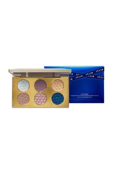 Multi Stila Blue Realm Velvet Eye Shadow Palette