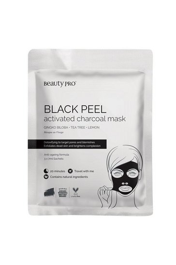 BeautyPro Black Peel Off Mask