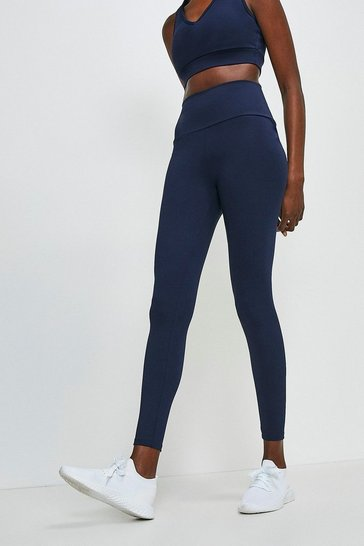Navy Sport Legging